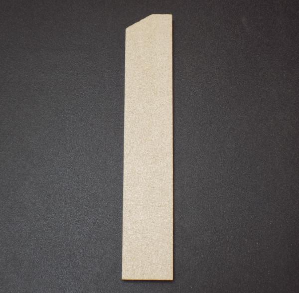 Oranier Pori 5 Pierre de paroi côté avant droit C pierre de la chambre de combustion
