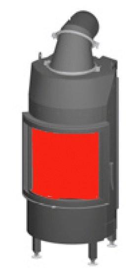 Spartherm Speedy MR-51 Sichtscheibe