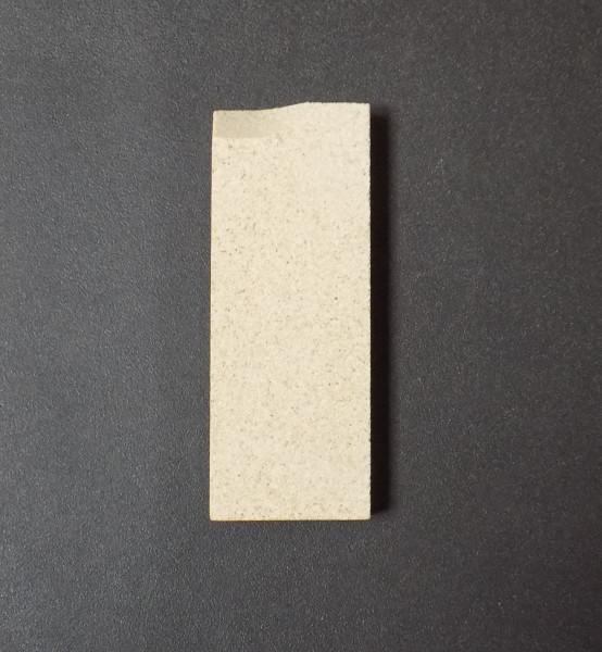 Wamsler Avantgarde Rückwandstein rechts unten Vermiculite