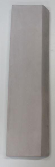 Austroflamm Slim 2.0 Rückwandstein mittig links